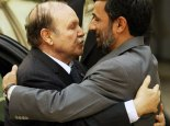 Bouteflika - Ahmadinedjad