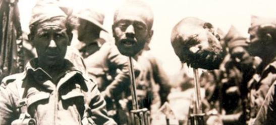 Den franske sivilisasjonel bidrag i Amazigh (berber) landene