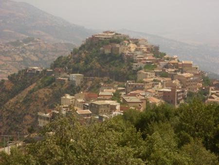 Kabylsk landsby