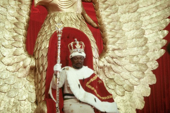 Coronation of Emperor Bokassa I