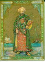 Khair Din Baba Arroudj (Barbarossa)