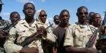 Fellende rapport om forbrytelser begått av den maliske hæren, utstyrt, støttet og beskyttet av Frankrike. Bilde av den maliske hæren