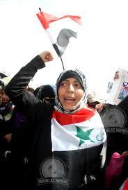 Nobelpris vinneren tawakkul karman, blant muslimske brøder demonstrasjoner i Kairo
