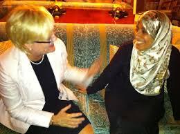 nobelprisvinneren, medlem av de muslimske brøder i Dubai.