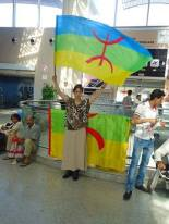 Malika Mezzane sit in i casablanca fly plassen siden 5 september.