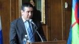 Lyazid  Abid, Vice-President i Anavad  og utenriksminister