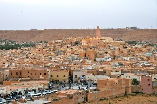 Ghardia, Mozabitenes hovedstaden
