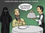 Amazighfolket: fanget mellom den dødelige Wahabism av midtøsten og patologisk grådighet av Vesten