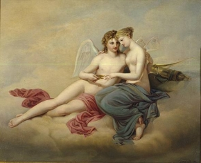 Cupid and Psyche or Eros/Amor and Psyche