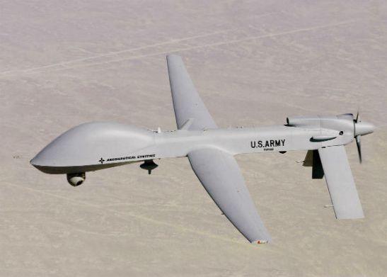 US drone in Mali