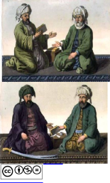 abu bakre presenterer koranen