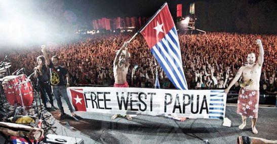 Papuan folkets kamp for frihet
