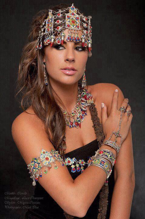 Berber jewelery