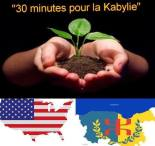 30 minutes to Kabylia