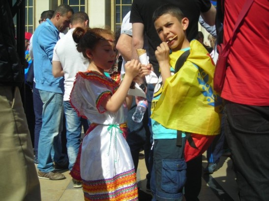 Kabyle dress day vs international day of hijab1