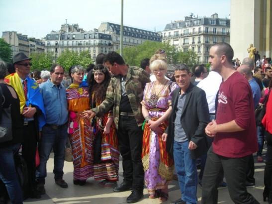 Kabyle dress day vs international day of hijab