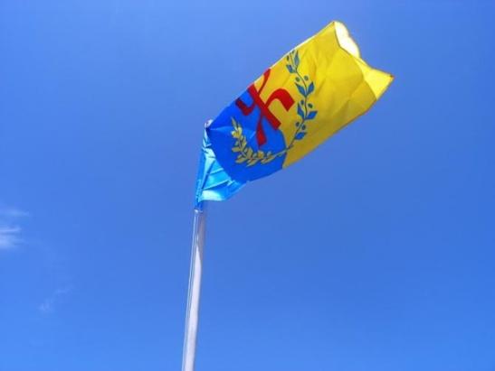 Kabyle flag
