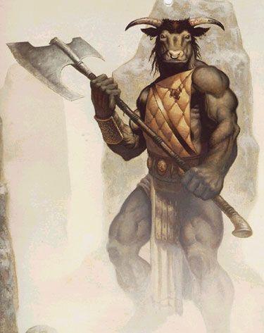 Gurzil  is Berber God