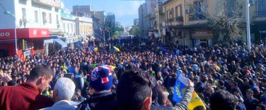 The irresistible march of the Kabyle people towards their independence