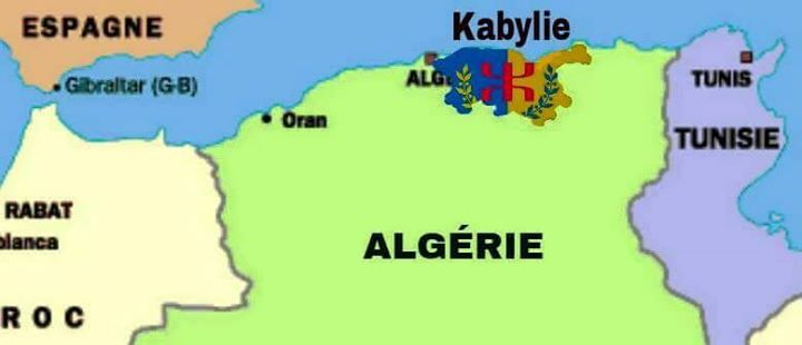 Algeria colonial management system established by France in 1849 –  mergueze.info